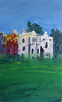 Study for Strawberry Hill II | Donald Hamilton Fraser