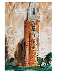 Brixworth | John Piper