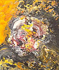 War Requiem II: Victim XXXVIII | Maggi Hambling