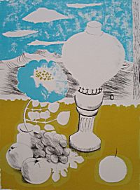The Lamp | Mary Fedden
