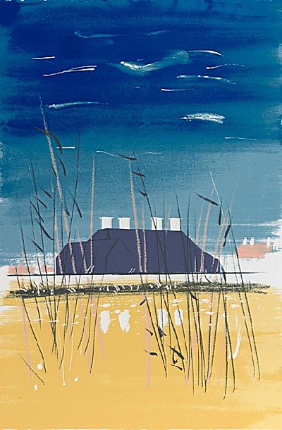 Snape Maltings Concert Hall | John Piper