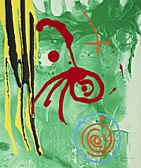 The Gnome 187/200 | John Hoyland