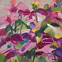 Pink Clematis Study | Shona Barr