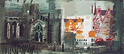 Northern Cathedral | John Piper