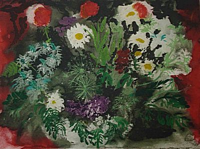 Late Summer Flowers | John Piper