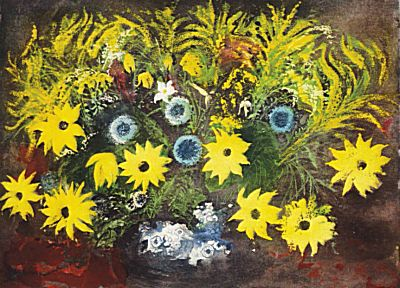 Yellow Flowers | John Piper