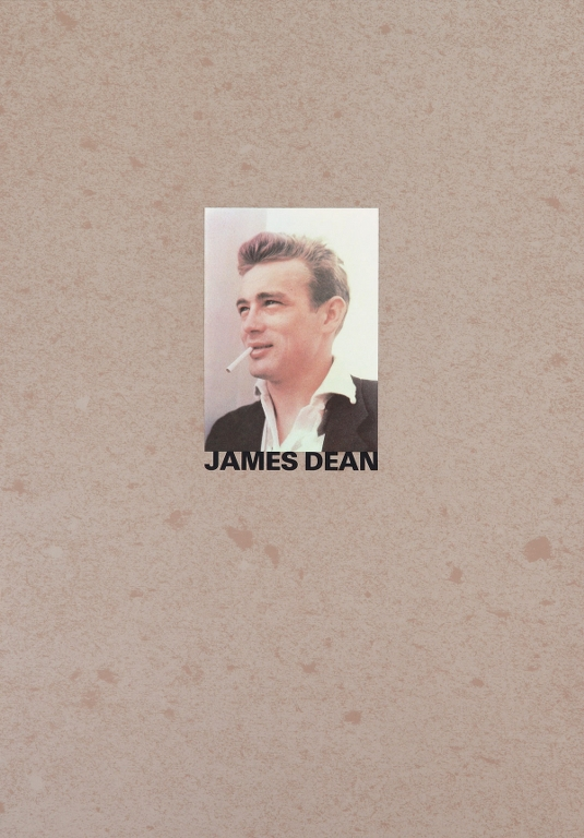 J is for James Dean | Peter Blake